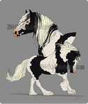 Gypsy Cob Design - Commission - Decoy by Jullelin