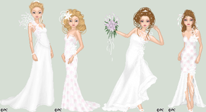 Bridal Fashion by isoldel