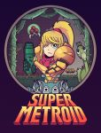 Super Metroid by Gui-Arts