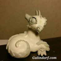 Custom Baby Dragon Progress by Galindorf
