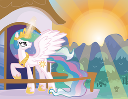 Sunrise by InkRose98