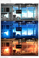 BG: Customized Airport V.1 by CustomStory