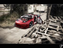 Nissan 300ZX by DegoCreations