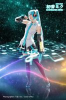 miku- fantasy world by tobires