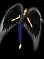 Angel by InuMeister