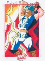 MM- Thor by KerrithJohnson