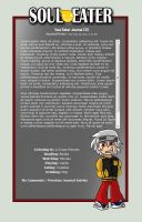 Soul Eater Journal CSS by TheFlyinFerret