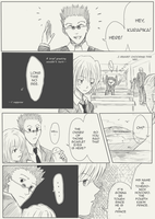 Dedicated to HxH Chapter 344! by Tamapopo
