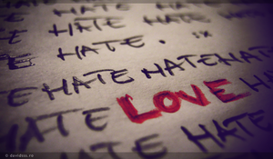 Hate or Love by codexcs