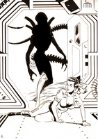 Alien Isolation by bedtime143