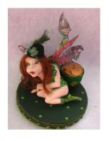 Mavie Irish Fairy Lass by gossamerfae