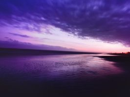 Purple Nightfall by Pedrolifero