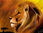 ...:::Africa's Pride:::... by ShadeHuntress