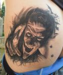 Me on ass number 11 by viptattoo