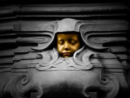 encased in stone by awjay