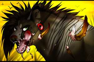 Vultures... by Serphire