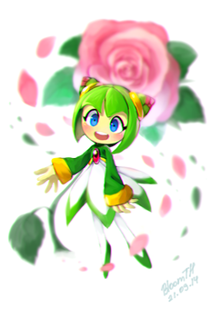 Rose by BloomTH