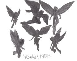 Maximum Ride by InvaderSonicMx