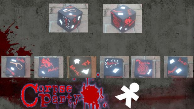 Corpse Party - Cube of Fate~ by MoonSpider95