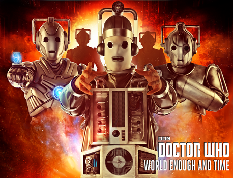 Doctor Who: World Enough and Time/The Doctor Falls by Esterath13