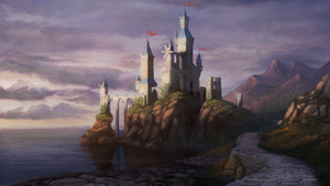 Shore Keep by SpecterCody