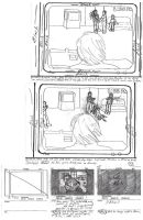 Dog Storyboard 4 by Animikean