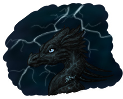 Thundron Lightning by BillieJean485