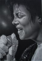 Michael Jackson by Rob-Mcilwain