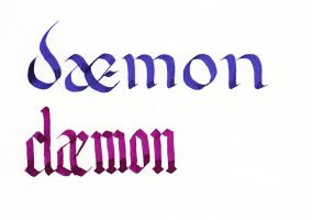 Daemon by MShades
