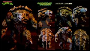 CUSTOM TOKKA Full view by STANJOKER