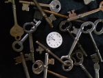 Keys To Time--the original photo by Chaosfive-55