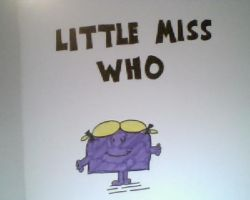 Little Miss Who by michaelritchie200