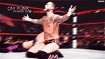 CM Punk Simple Wallpaper by RaTeD-Gfx