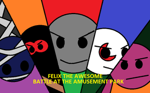 FELIX THE AWESOME 2 by tdog199