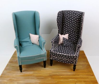 New Chairs by meitina