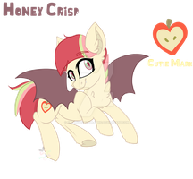 honey Crisp by CreativeChibiGraphic