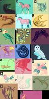 Limited Pallete Challenge B0yskylark Edition by comixqueen