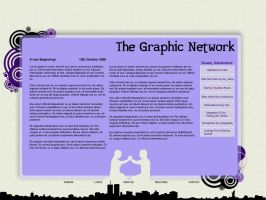 The Graphic Network Vers 0.1 by ScarlettArcher