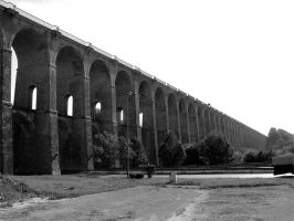 Viaduct by XtremePenguin