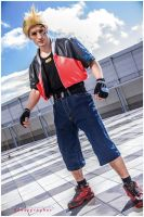 Let's GO! - Zell Dincht Cosplay by Leon Chiro by LeonChiroCosplayArt