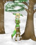 Snow is no friend to a Grass type by kingofthedededes73