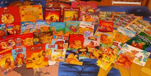 The Lion King Books Collection by Fayolka