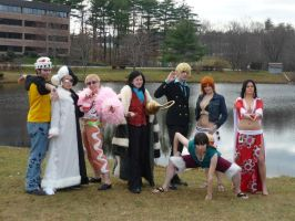 AAC 09 -- One Piece group by Ace-the-FSMLC