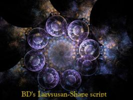 BD's Lazysusan-Shape Script by Fractal-Resources