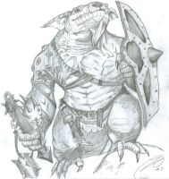 bugbear by CatrinaTheDemon