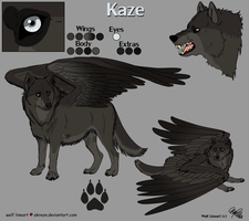Kaze Ref by Jenny2-point-0