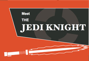 Meet the Jedi - Red by JediArtisan