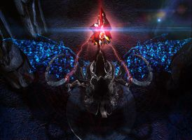 Malthael possessed!! by Genetica9