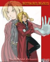 +- The FullMetal Alchemist -+ by yamiyugi
