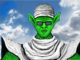 Piccolo by rubbe